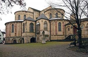 Iglesia de Santa María del Capitolio (Colonia)