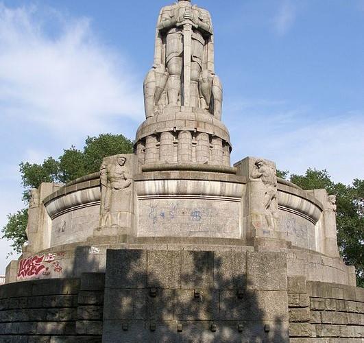 Monumento a Otto von Bismarck