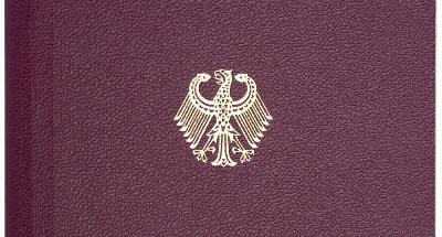 Pasaporte alemán