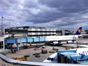 Aeropuerto Internacional de Frankfurt