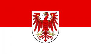 Bandera de Brandeburgo
