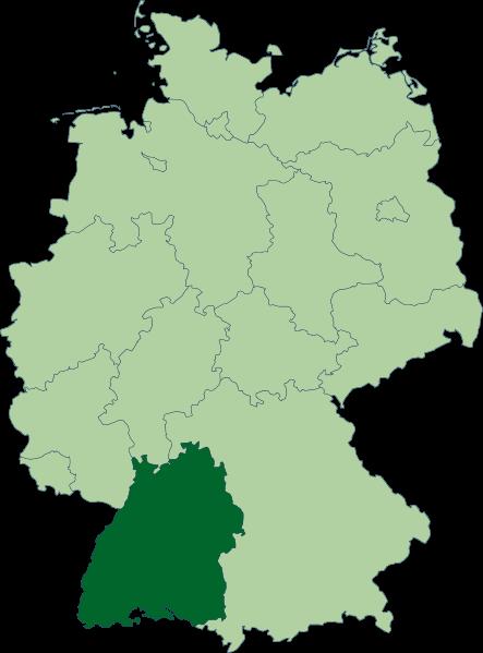 Baden wurtemberg guia de alemania - Mobelhauser baden wurttemberg ...