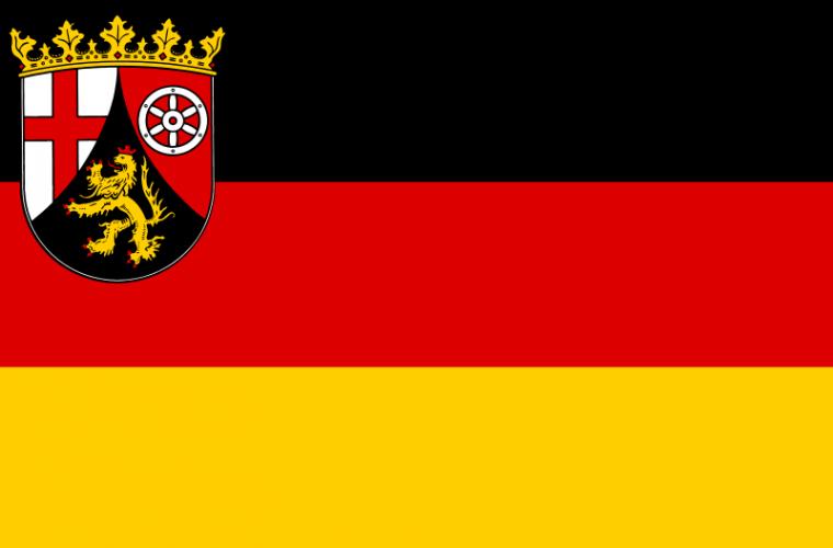 Bandera de Renania-Palatinado
