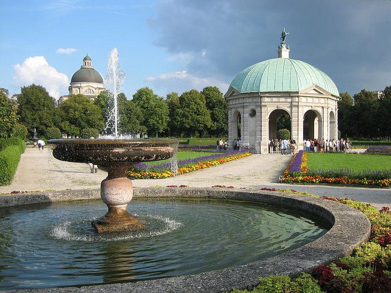Parque Hofgarten, Múnich