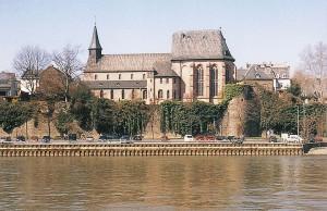 Justinuskirche (Iglesia de San Justino de Frankfurt)