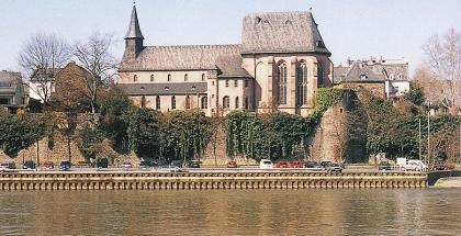 Justinuskirche (Iglesia de San Justino)