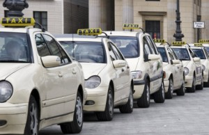 Taxis en Berlín