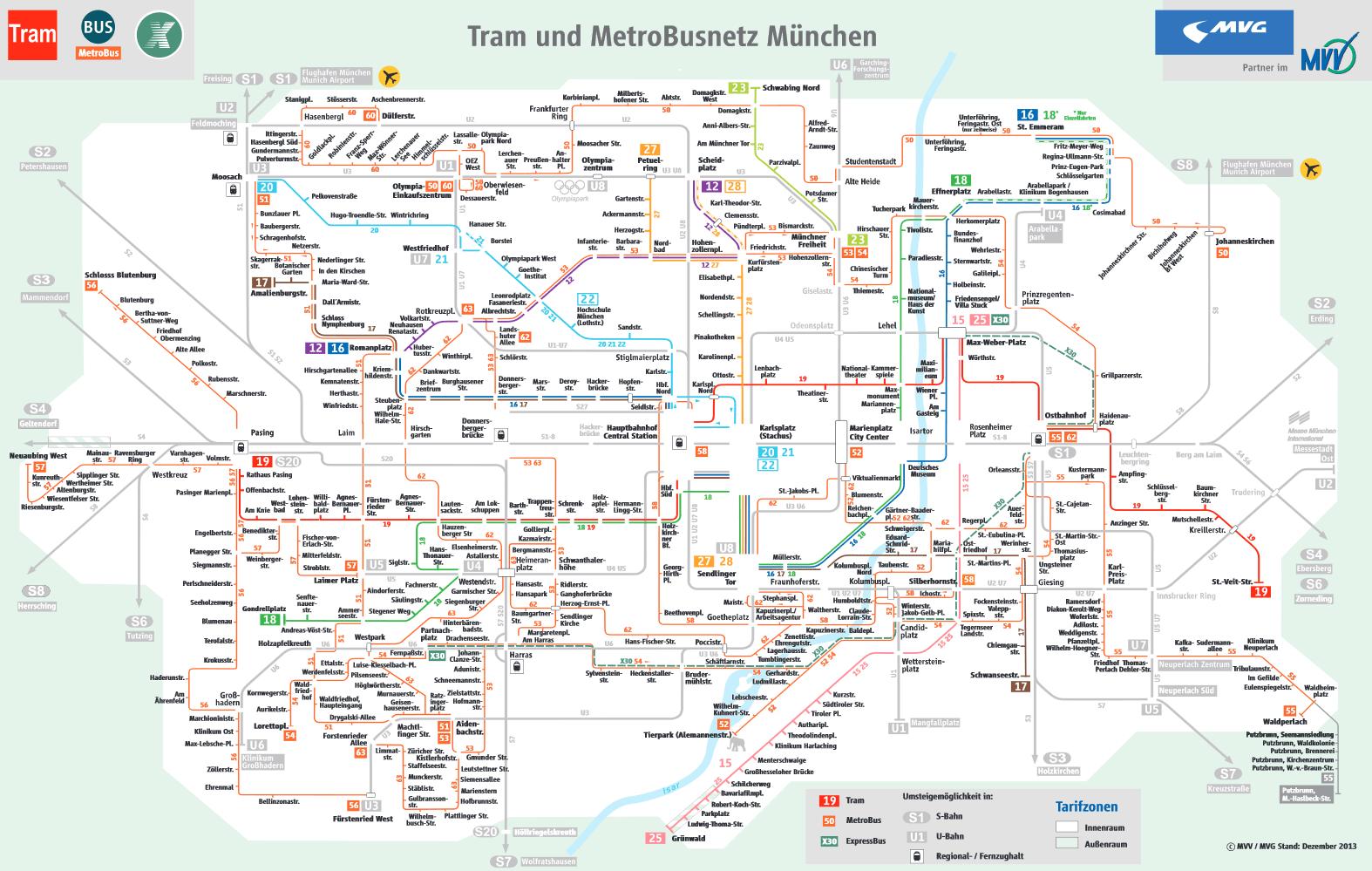 Metro frankfurt mapa for Oficina turismo munich