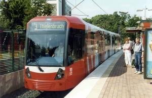 Metro en Colonia