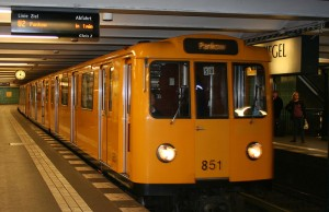 Metro de Berlín (U-Bahn)