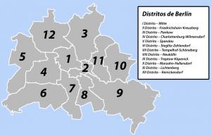 mapa de berlin por barrios