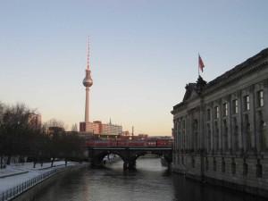 Invierno en Frankfurt