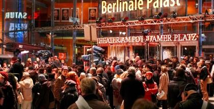 """""""Festival Internacional del Cine - Berlín - Autor"""""""