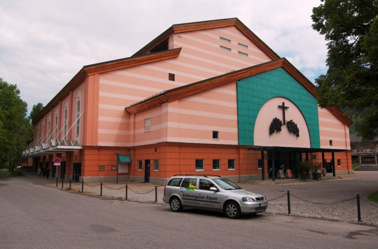 Teatro - Pasión de Oberammergau