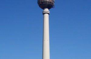 Fernsehturm de Berlín (Torre de televisión)