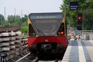 Berlín en tren