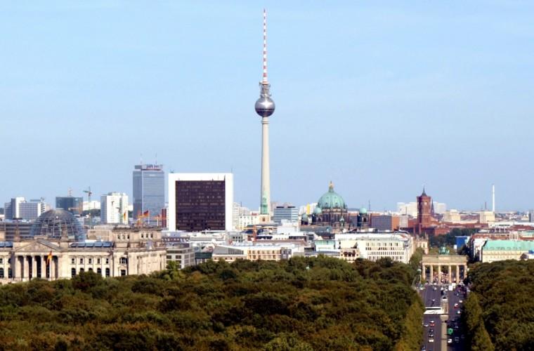 Información general de Berlín - Guia de Alemania