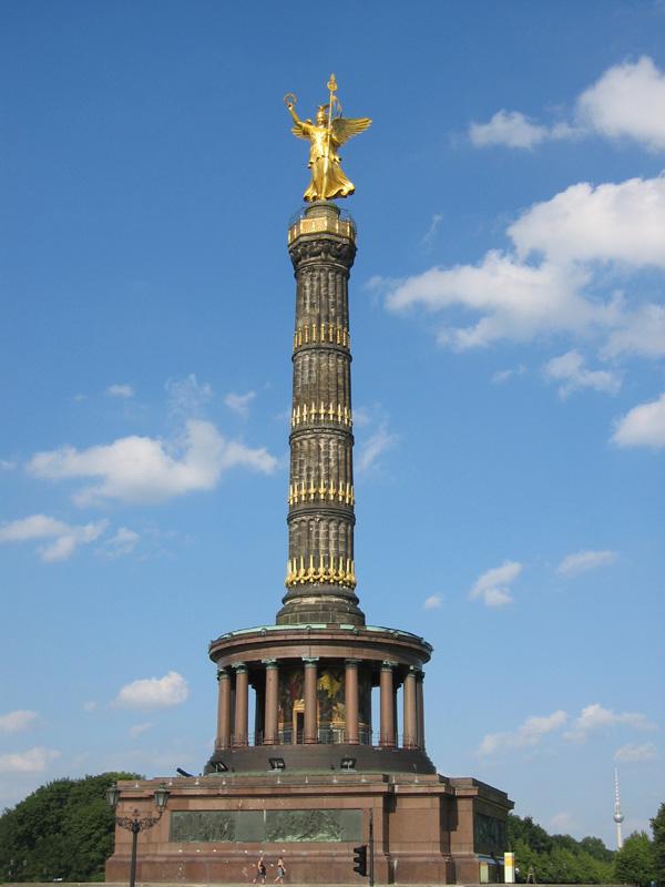 Columna de la Victoria - Guia de Alemania