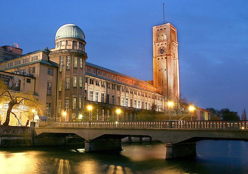 Museo de Ciencia y tecnología (Múnich)