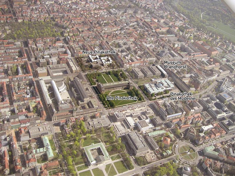 Distrito de Arte de Múnich (Kunstareal)