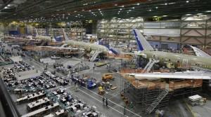 Fábrica de aviones en Alemania