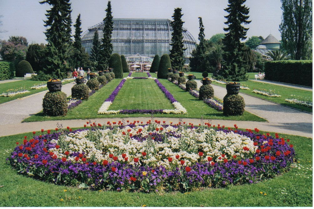 Resultado de imagen de Múnich. Jardín Botánico.