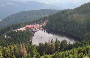 Lago Titisee y lago Mummelsee