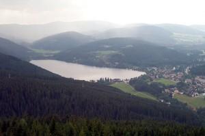 Lago Titisee, Alemania