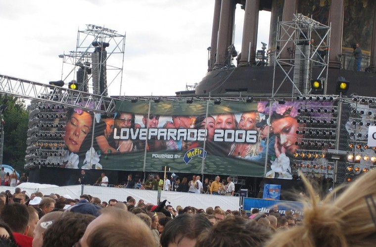 Love Parade, Alemania