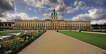 El palacio de Charlottenburg