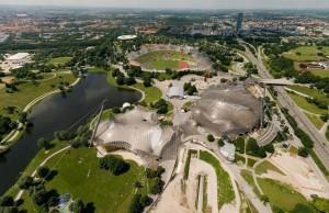 Parques en Múnich