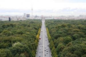 Parque Tiergarten, Berlín