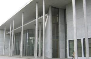 Las tres pinacotecas (Múnich)