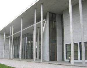 Pinacoteca de arte moderno
