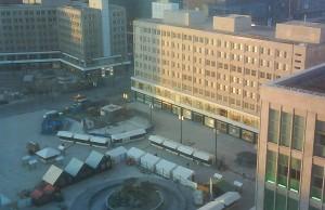 Plazas en Berlín