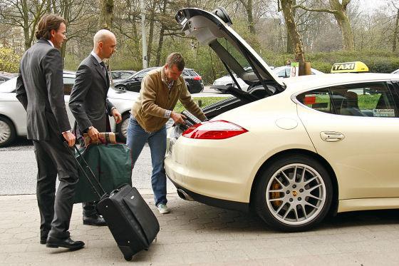 Taxis En Alemania Guia De Alemania