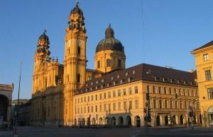 Iglesias en Múnich