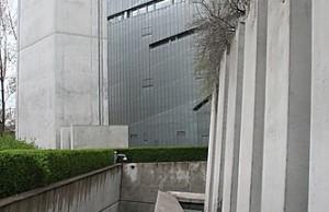 Torre del Holocausto y Jardín del Exilio
