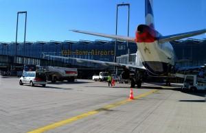 Cómo llegar a Colonia por aire