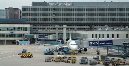 Aeropuerto de Frankfurt - autor