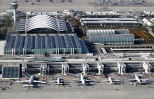 Aeropuertos en Múnich