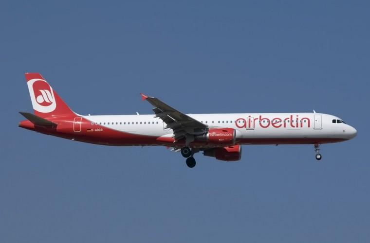Air Berlín, una aerolínea con de bajo coste