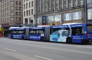Transporte en Hamburgo