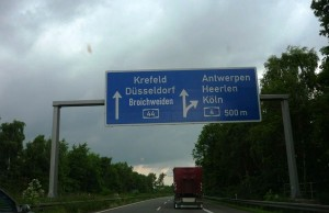 Cómo llegar a Colonia por carretera