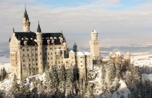Castillos reales Neuschwanstein y Hohenschwangau