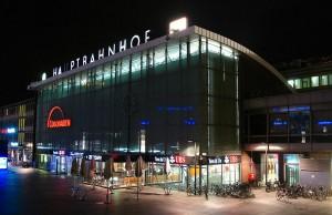 Cómo llegar a Colonia en tren