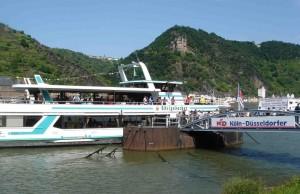 Köln-Düsseldorfer, ferry para recorridos turísticos