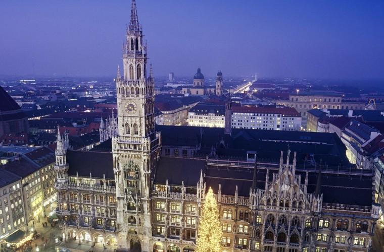 Nuevo Ayuntamiento en Múnich
