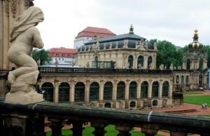 Palacio Zwinger de Dresde, Alemania