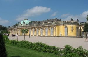 Palacios y jardines de Potsdam